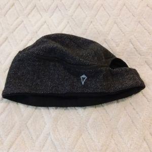 Lululemon Ivivva ponytail run hat-reversib…